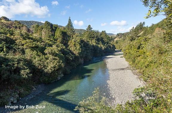 Otaki River Bob Zuur